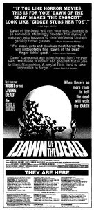 Dawn of the Dead - poster (xs thumbnail)