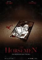 The Horsemen - Italian Movie Poster (xs thumbnail)