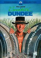 Crocodile Dundee - DVD cover (xs thumbnail)