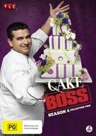 """Cake Boss"" - Australian DVD cover (xs thumbnail)"