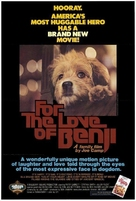 For the Love of Benji - Movie Poster (xs thumbnail)