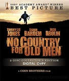 No Country for Old Men - Blu-Ray cover (xs thumbnail)