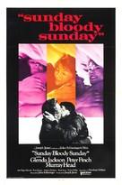 Sunday Bloody Sunday - Movie Poster (xs thumbnail)