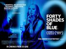 Forty Shades of Blue - British Movie Poster (xs thumbnail)