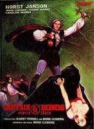 Captain Kronos - Vampire Hunter - German Blu-Ray movie cover (xs thumbnail)