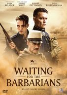 Waiting for the Barbarians - French DVD movie cover (xs thumbnail)