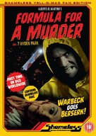 7, Hyden Park: la casa maledetta - British DVD movie cover (xs thumbnail)
