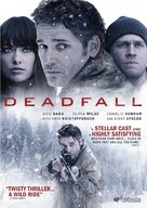 Deadfall - DVD movie cover (xs thumbnail)