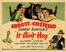 It Ain't Hay - Movie Poster (xs thumbnail)