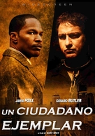 Law Abiding Citizen - Argentinian Movie Cover (xs thumbnail)
