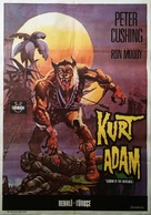 Legend of the Werewolf - Turkish Movie Poster (xs thumbnail)