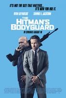 The Hitman's Bodyguard - British Movie Poster (xs thumbnail)