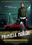 Nightcrawler - Argentinian Movie Poster (xs thumbnail)