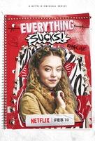"""Everything Sucks!"" - Movie Poster (xs thumbnail)"