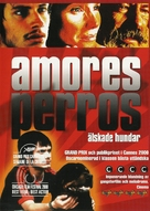 Amores Perros - Swedish Movie Cover (xs thumbnail)