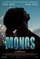 Monos - Danish Movie Poster (xs thumbnail)