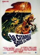 City Beneath the Sea - French Movie Poster (xs thumbnail)