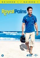 """Royal Pains"" - Dutch DVD movie cover (xs thumbnail)"