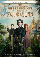 Miss Peregrine's Home for Peculiar Children - Movie Cover (xs thumbnail)
