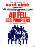 Horí, má panenko - French Movie Poster (xs thumbnail)