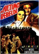 El último rebelde - Argentinian Movie Poster (xs thumbnail)