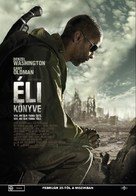 The Book of Eli - Hungarian Movie Poster (xs thumbnail)