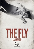 The Fly - French Movie Cover (xs thumbnail)