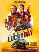 Lucky Day - French Movie Poster (xs thumbnail)
