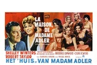 A House Is Not a Home - Belgian Movie Poster (xs thumbnail)