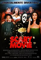 Scary Movie - Spanish Movie Poster (xs thumbnail)