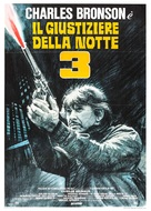Death Wish 3 - Italian Movie Poster (xs thumbnail)