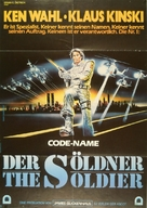 The Soldier - German Movie Poster (xs thumbnail)