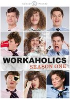 """Workaholics"" - DVD cover (xs thumbnail)"