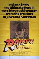 Raiders of the Lost Ark - British Movie Poster (xs thumbnail)
