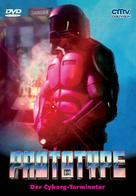 Prototype - German Movie Cover (xs thumbnail)