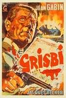 Touchez pas au grisbi - Argentinian Movie Poster (xs thumbnail)