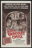Blood of Dracula's Castle - Movie Poster (xs thumbnail)