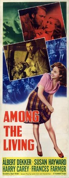 Among the Living - Movie Poster (xs thumbnail)