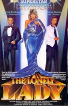 The Lonely Lady - German VHS movie cover (xs thumbnail)