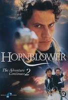 Hornblower: Mutiny - Dutch DVD cover (xs thumbnail)