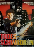 Deadly Force - German Movie Poster (xs thumbnail)