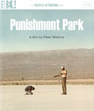 Punishment Park - British Blu-Ray cover (xs thumbnail)
