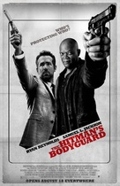 The Hitman's Bodyguard - Movie Poster (xs thumbnail)