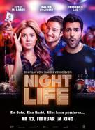 Nightlife - German Movie Poster (xs thumbnail)