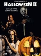 Halloween II - Austrian Blu-Ray movie cover (xs thumbnail)