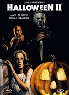 Halloween II - Austrian Movie Cover (xs thumbnail)