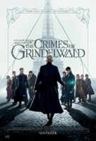 Fantastic Beasts: The Crimes of Grindelwald - Indonesian Movie Poster (xs thumbnail)