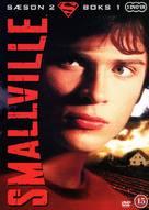 """""""Smallville"""" - Danish DVD cover (xs thumbnail)"""