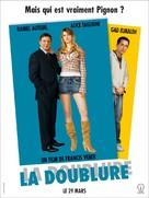 Doublure, La - French Movie Poster (xs thumbnail)