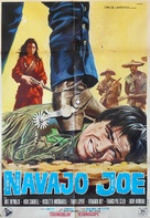 Navajo Joe - Italian Movie Poster (xs thumbnail)